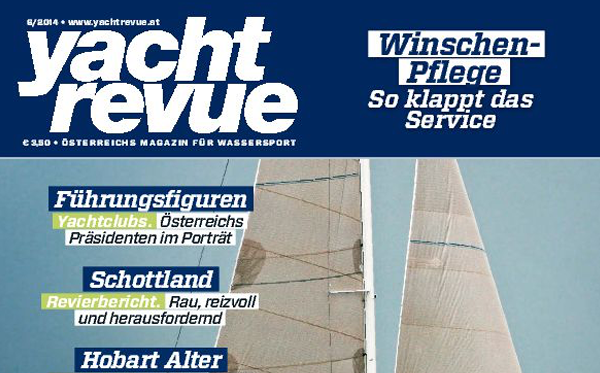 Yachtrevue 04/2014